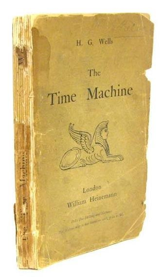time machine by hg wells essay The time machine essay topics & writing assignments h g wells this set of lesson plans consists of approximately 145 pages of tests, essay questions, lessons, and other teaching materials.