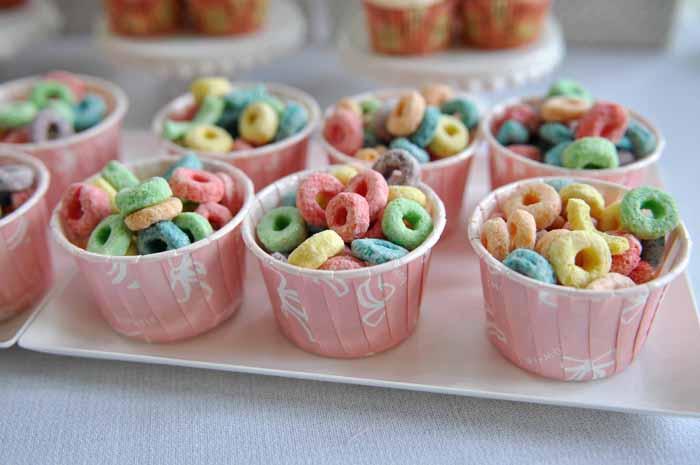Exceptionnel Un giorno speciale: Come presentare il cibo alle feste dei bambini VS13