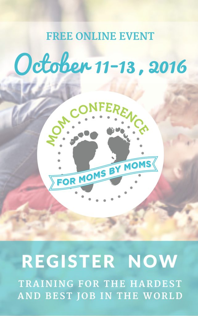 Register for the Mom Conference
