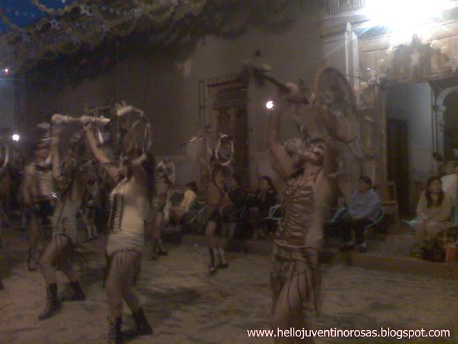 Danza de Guerreros