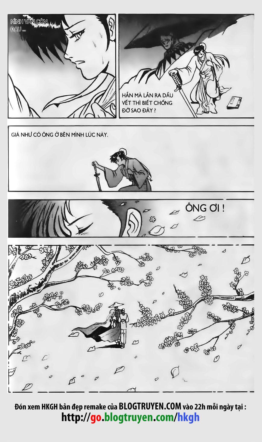 Hiệp Khách Giang Hồ chap 6 page 16 - IZTruyenTranh.com