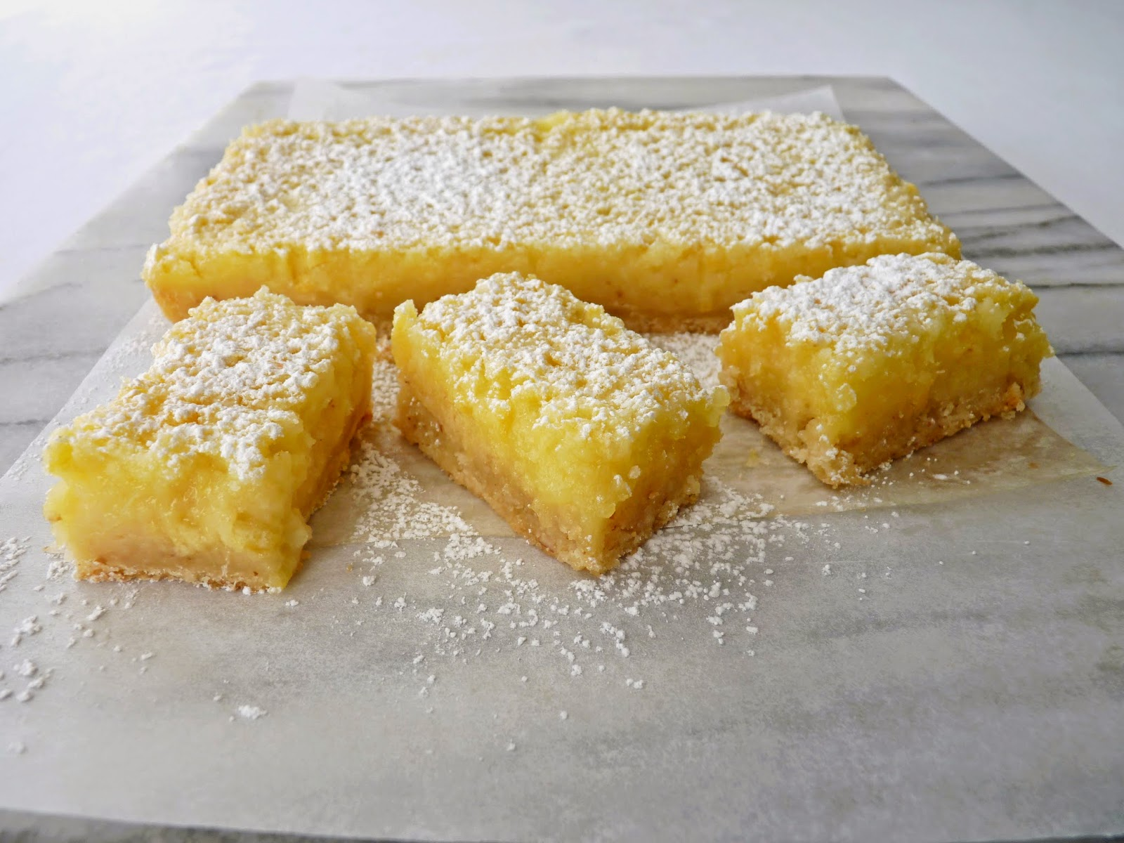 :pastry studio: Whole Lemon Bars