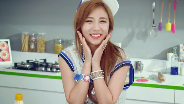 Tahiti Minjae Oppa You're Mine