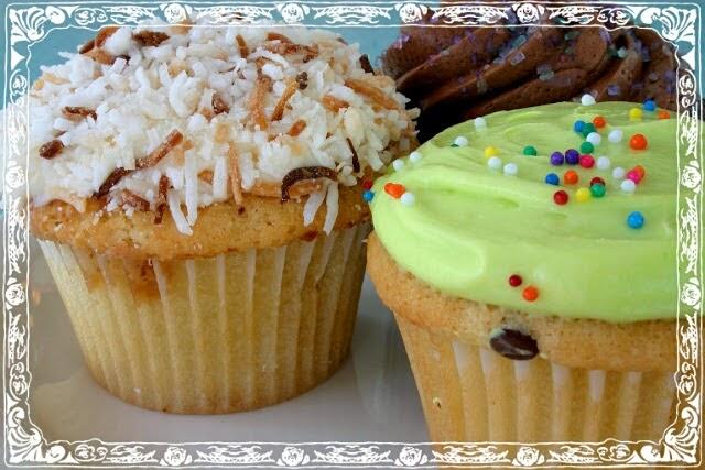 Saint Cupcake Cupcakes