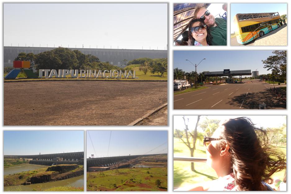 Usina de Itaipu - A História da Gaby