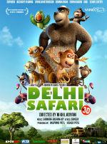 Cuộc Hành Trình Của Chú Báo Đốm - Delhi Safari