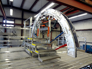 bricking machine