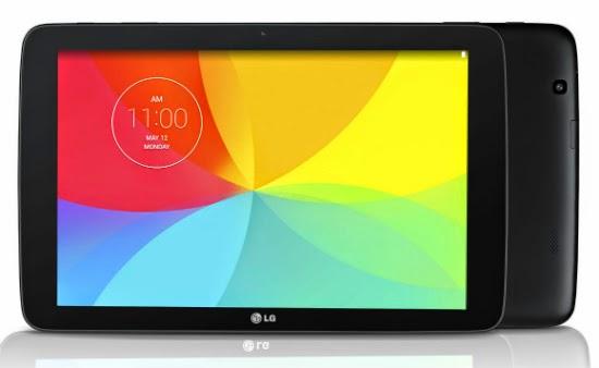 Планшет LG G Pad 10.1