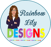 Rainbow Lily Designs www.rainbowlilydesigns.com