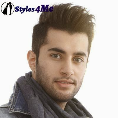 hot hair styles for young men