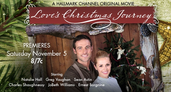 Love's Christmas Journey - Hallmark Channel Movie | Wonderful Movie