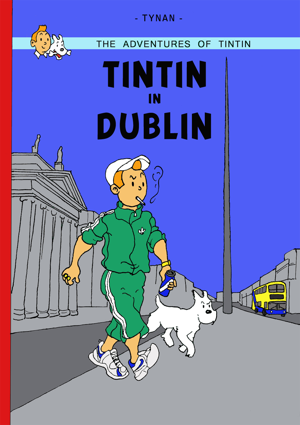 Tintin+in+Dublin+2