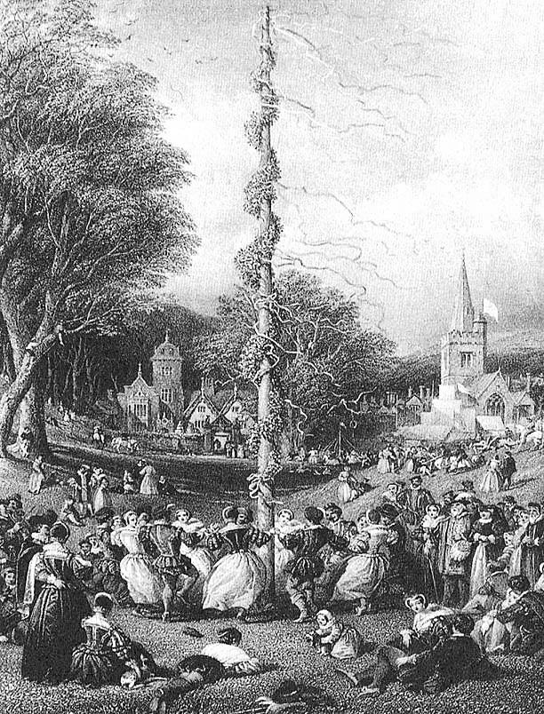 A Maypole History