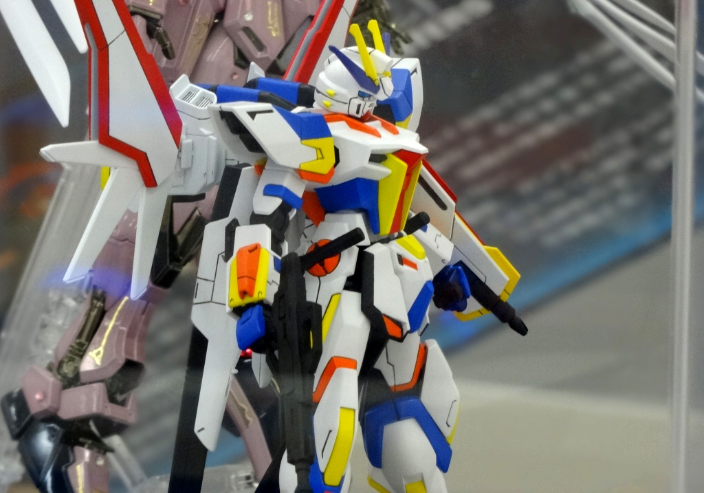 Gundam guy gundam build fighters on display gunpla for Domon in gundam build fighters