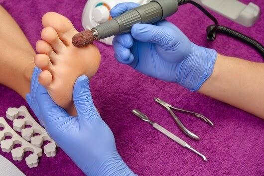 Hygiene in der podologischen Praxis