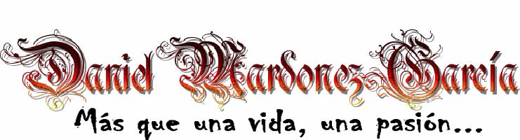 DANIEL MARDONEZ GARCIA