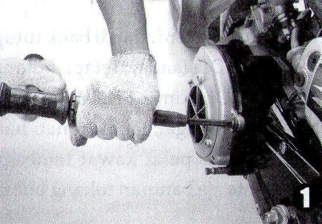 Aneka Tips dan Informasi Seputar Sepeda Motor: CDI Yamaha