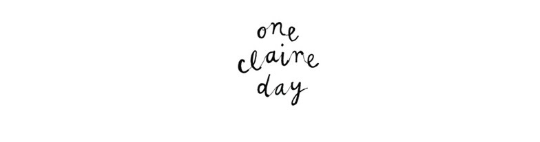 one claire day