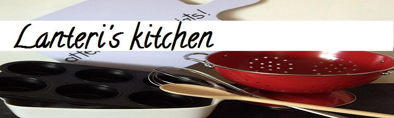 Lanteri's kitchen