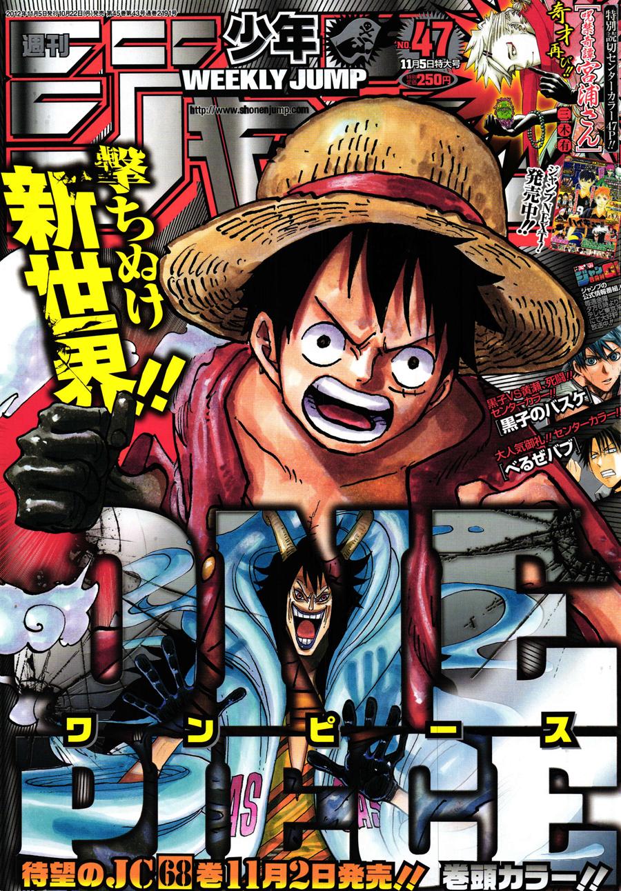 One Piece Chapter 685: Tên tôi là Momonosuke! 001