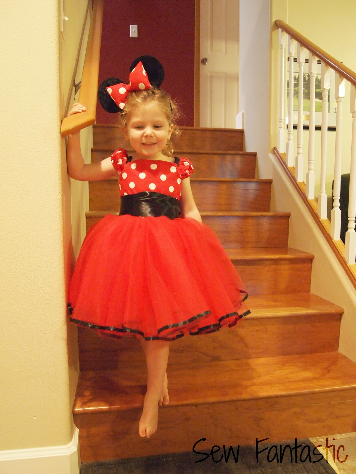 sc 1 st  Sew Fantastic & Sew Fantastic: Minnie Mouse Miracle