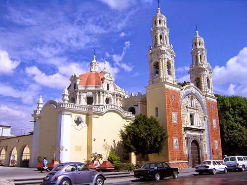Santuario de Nuestra Señora de Guadalupe - Puebla