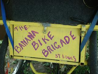 Banana Bike Brigade St Louis