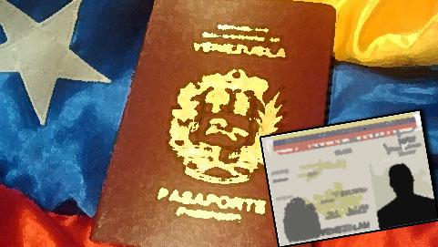 Venezolanos siempre venezolanos en el exterior pasaporte for Venezolanos en el exterior