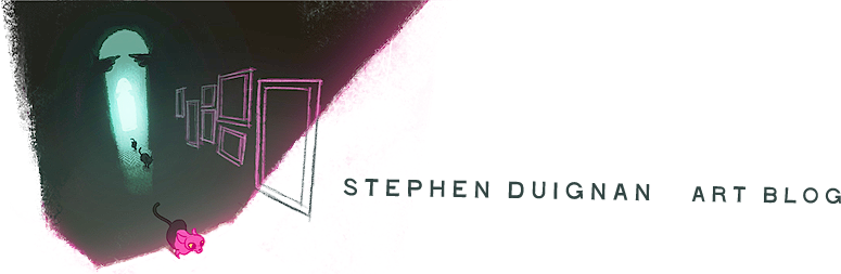 Stephen Duignan Art Blog
