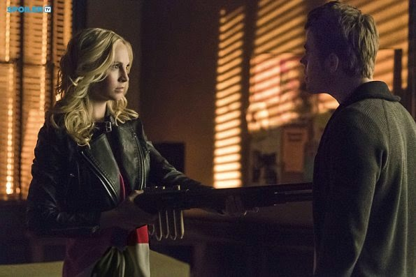 The Vampire Diaries - A Bird in a Gilded Cage - Review
