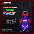 Headset Gaming FanTech HG3