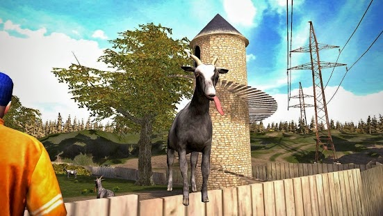 Goat Simulator For Android Apk+Data