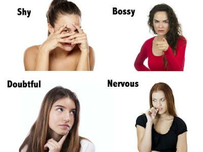 Vocabulario en inglés: adjetivos que describen la personalidad