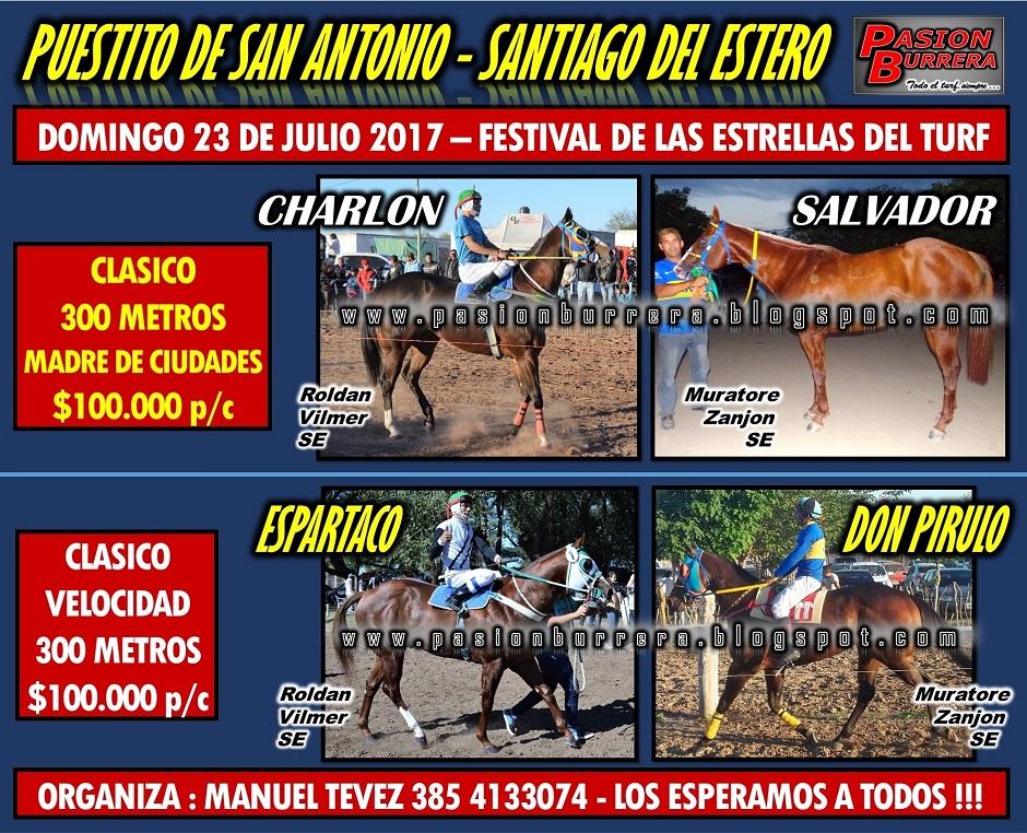 PUESTITO SAN ANTONIO - 23 JULIO