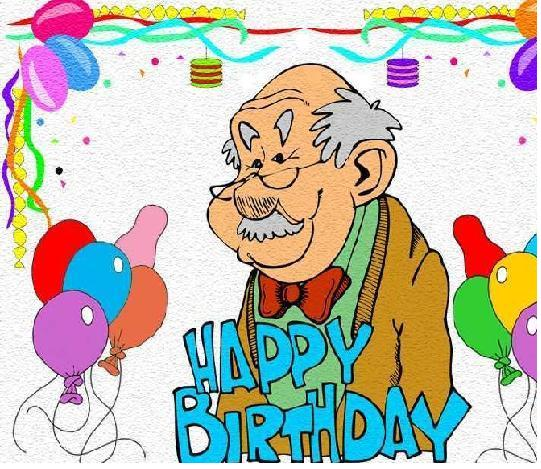 Zimbio Celebrity: Birthday Wishes For Grandpa