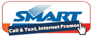 Smart Call, Text, and Internet Promos