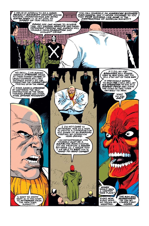 Captain America (1968) Issue #378 #311 - English 4