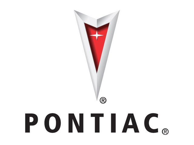 Pontiac logo auto cars concept for Motor warranty services of north america