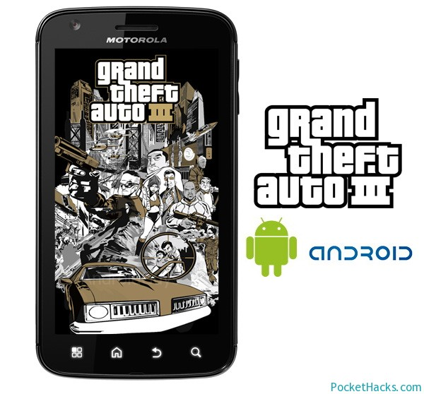 Grand Theft Auto 3 Game Free Download for Android