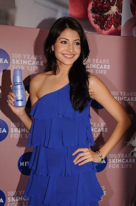 anushka sharma at nivea whitening deodorant promotional event. photo gallery