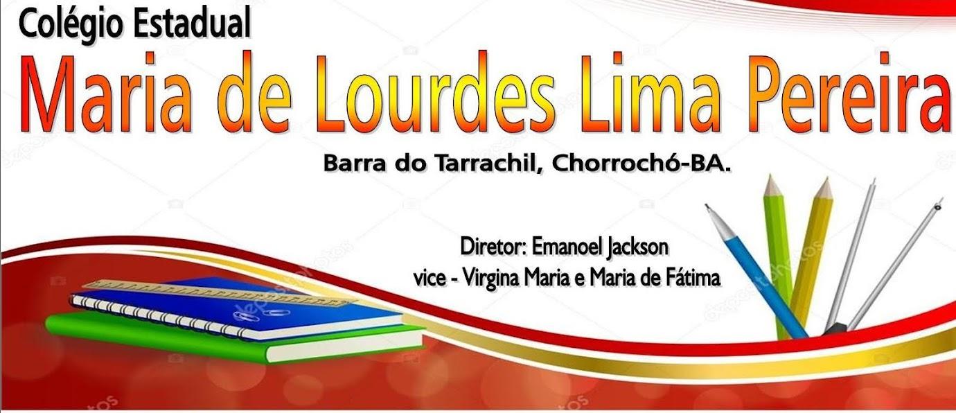 Blog Colégio Estadual Maria de Lourdes Lima Pereira