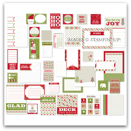Season of Style Pocket Cards - Digital Download by Stampin' Up!
