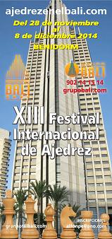 XIII Festival Internacional de Ajedrez