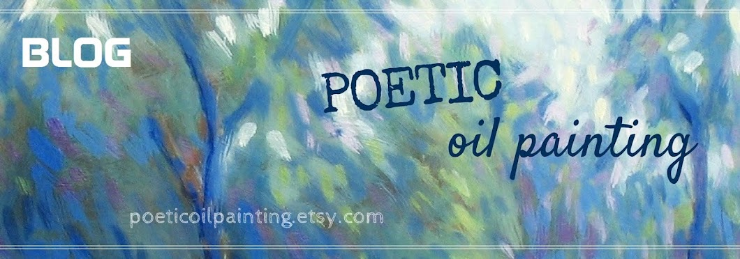 POETIC OIL PAINTING