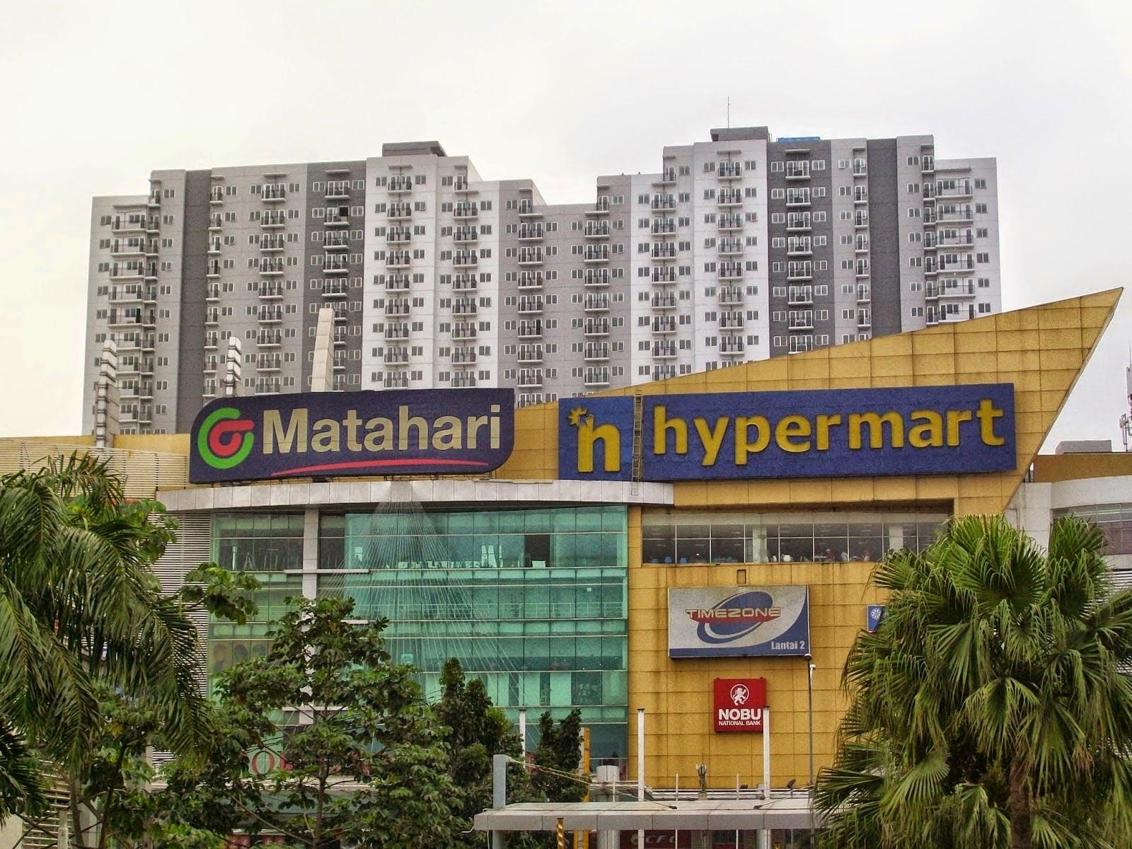 Dijual Kamar PV-1101, Park View Condominium Tower I Depok Jawa Barat
