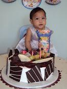 SAFIYYA 1st Birthday 2011
