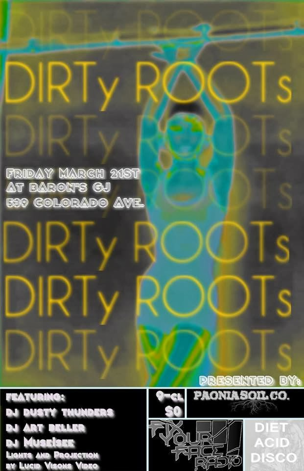 DIRTy ROOTs @ Barons