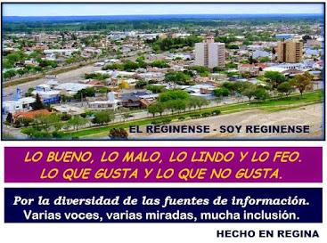 NOTICIAS EL REGINENSE - SOY REGINENSE.