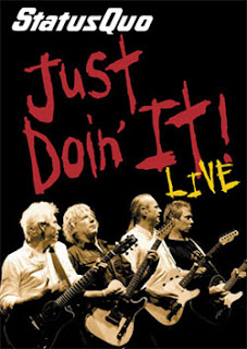Status Quo Just Doin' It Live DVD