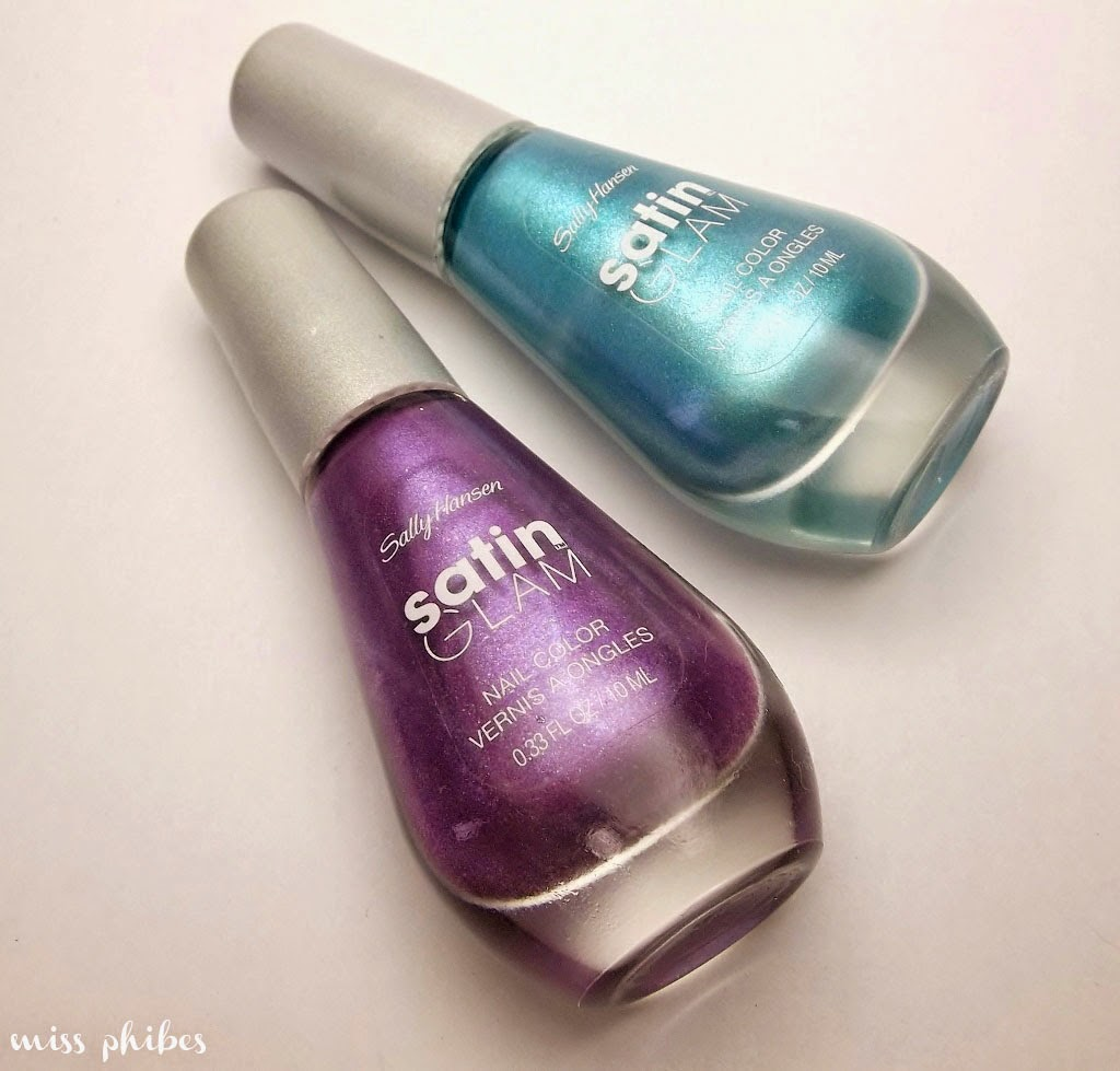 Sally Hansen Satin Glam